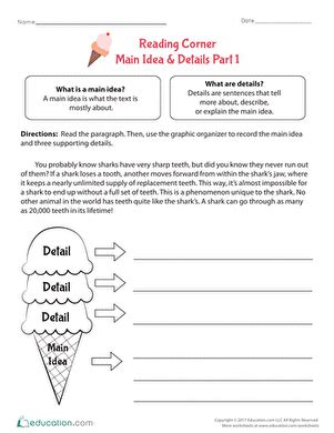 4th grade reading worksheets free printables education