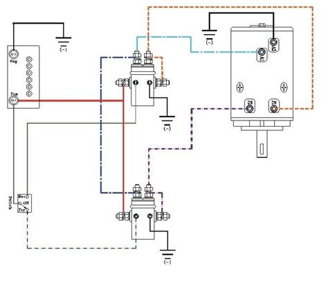 winch wiring diagram http automanualparts winch wiring diagram
