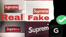 supreme black box logo legit check just me and supreme - Supreme Black Box Logo Tee Legit Check