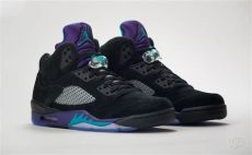air jordan 5 black grape q designs air 5 quot black grape quot