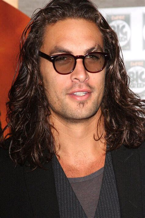 82 dignified long hairstyles men