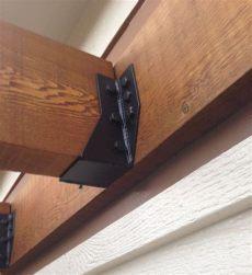 decorative beam brackets custom timber beam brackets in 2019 wood beams wood joints steel beams