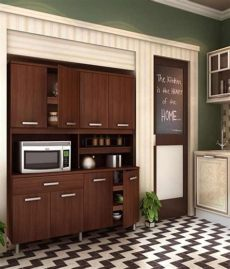 cheap kitchen cabinets online india housefull era kitchen cabinet oak buy housefull era kitchen cabinet oak at best prices