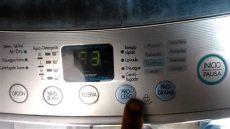 como reiniciar una lavadora lg reparacion de lavadora lg supuesto error quot cl quot