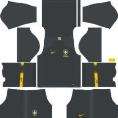 dls 18 kit brazil goalkeeper brazil kits logo s 2020 league soccer kits