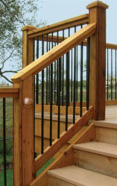 deck stair kits home depot veranda stair rail kit the home depot canada