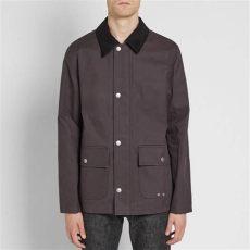 apc jacket fade a p c jacket faded black end