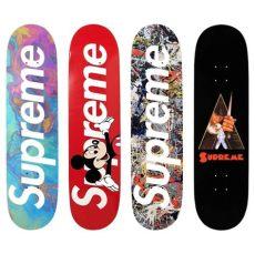 supreme skateboard deck sotheby s supreme skateboard deck auction the rebel dandy
