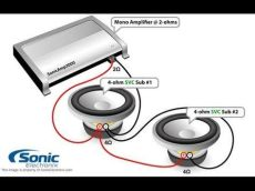 como conectar un subwoofer a un minicomponente como conectar un subwoofer doble bobina en serie y paralelo tutorial car audio m 233 xico