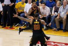 cavs j r smith makes list of top 10 sports blunders east bay times - Jr Smith Shoes Playoffs 2018