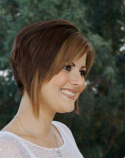 2014 short stacked bob hairstyles women short hairstyles