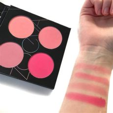 zoeva spectrum blush review and swatches zoeva pink spectrum blush palette wellness by kels