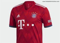 jersey kit dls 19 bayern munchen bayern munich 18 19 adidas home kit 18 19 kits football shirt
