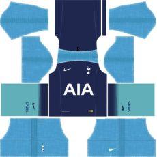kit tottenham 18 dls kit tottenham para dls17 league soccer atualize seu time agora