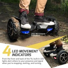 swagtron t6 off road hoverboard road hoverboard for sale 10 inch heavy duty bluetooth swagtron t6