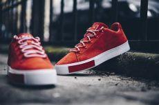 puma daily paper slides s shoes sneakers court platform suede x daily paper quot high risk quot 363266 01 best