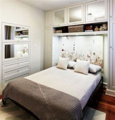 decoracion de recamaras muy pequenas matrimoniales ideas para dormitorios de matrimonio peque 241 os habitaciones peque 241 as dormitorios