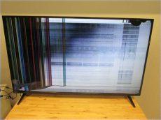cuanto cuesta arreglar pantalla smart tv televisor lcd con pantalla rota tiene arreglo bases y soportes ltda