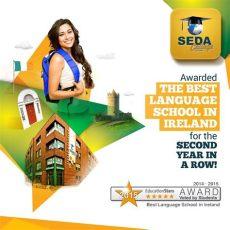 seda shoo seda college 233 melhor escola de idiomas da irlanda