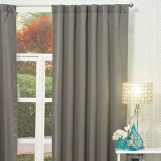 cortinas navidenas vianney 2018 cortinas black out con textura vianney catania gris gris linio m 233 xico vi438hl1jtoc0lmx