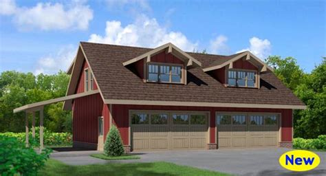 4 Car Garage With Apartment Above.html