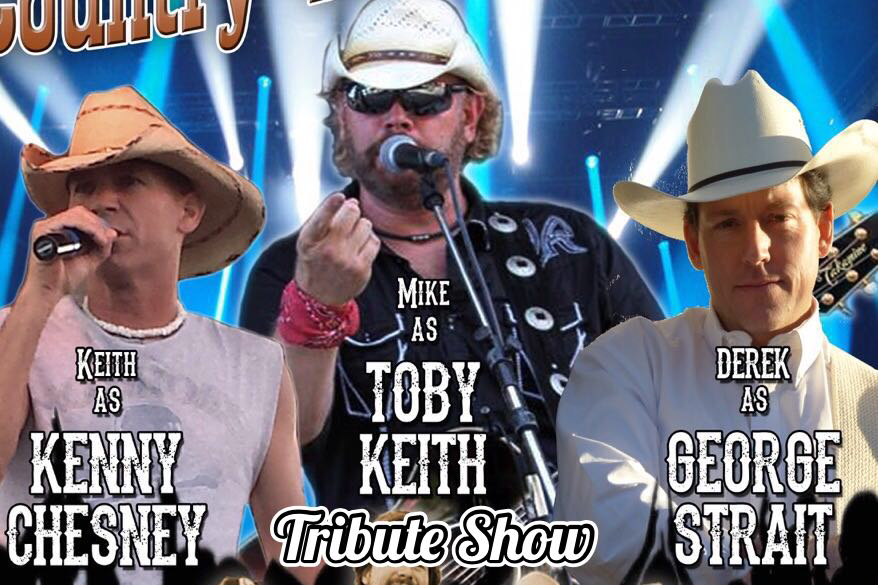 Tribute acts booking, tribute bands, country tribute acts