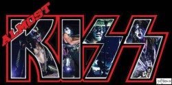 Almost Kiss Official Logo