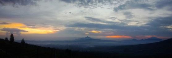 Sunrise di Posong
