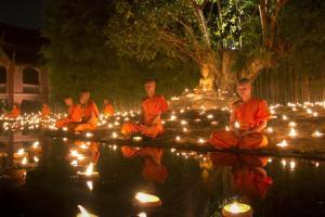 Read more about the article O que faz de ti um budista