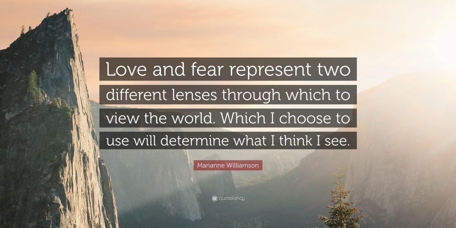 Read more about the article Sempre que possível, escolha o amor