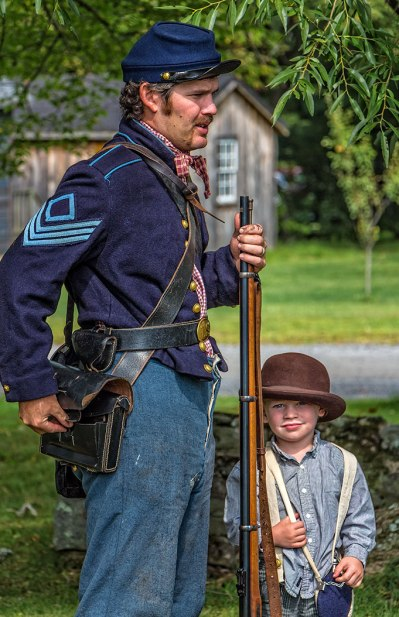 Eckley-Union-Soldier-and-Son