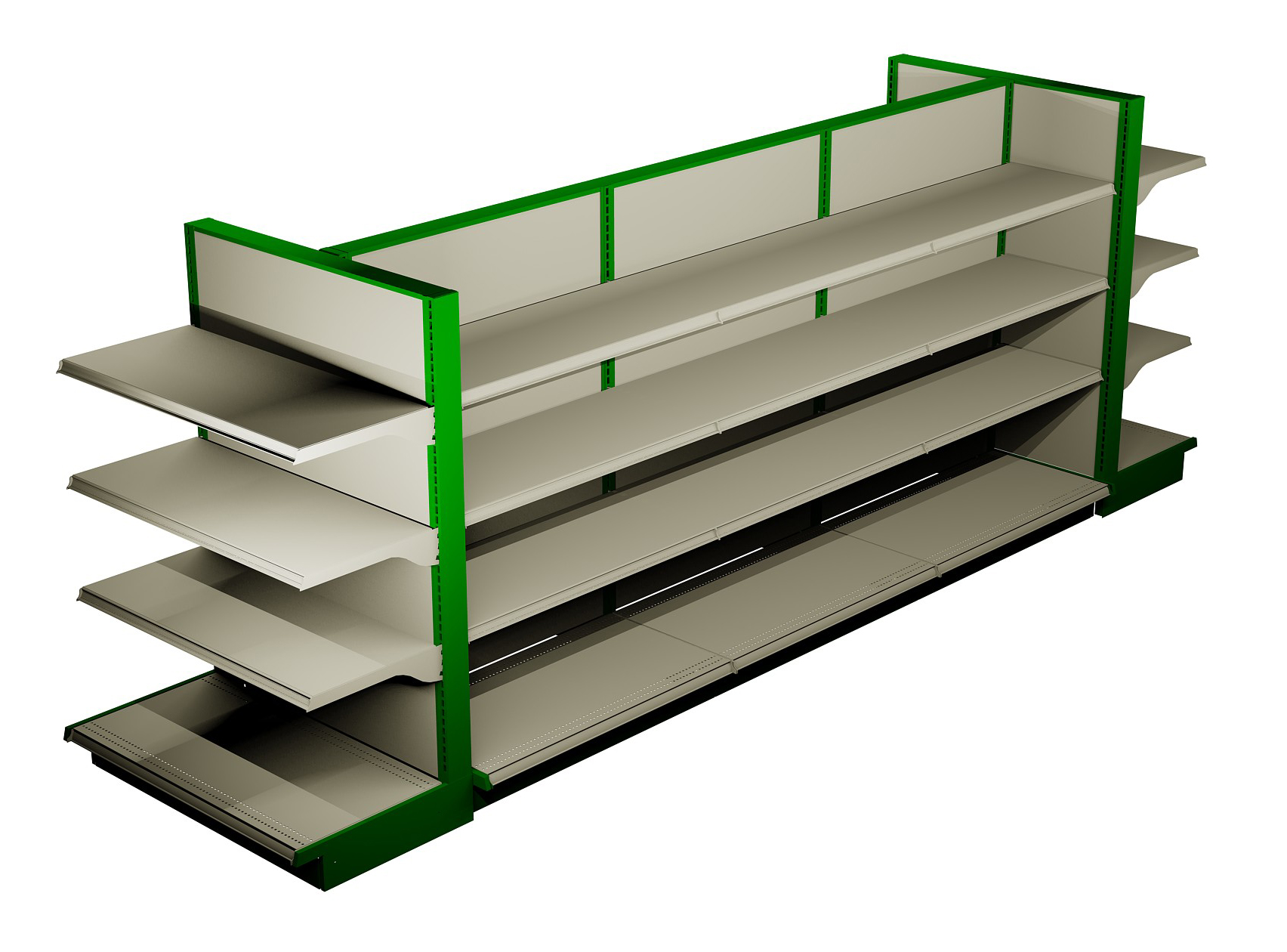Shelving System Top Shelf Fixtures Products