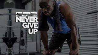 By no methodology Give Up – Motivational Rap – I am a Champion