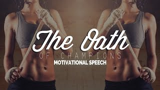 The Oath Of Champions