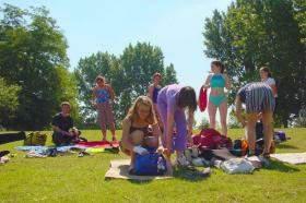 Kids am See – Unser erster eigener Temin für eine Menge Spass