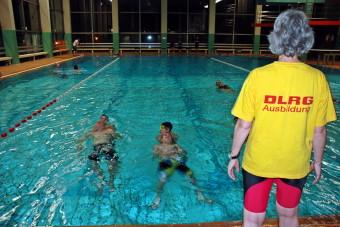 Rettungsschwimmen TSG Grevenbroich Jugendabteilung 2013