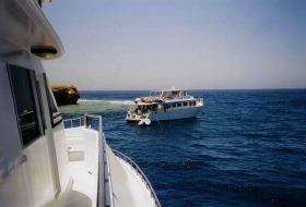 Tauchsafari Brother Islands 2004