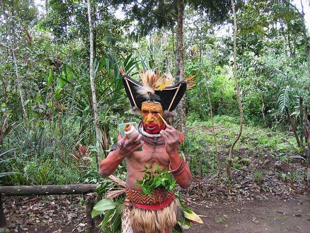 Reisebericht Papua Neu Guinea