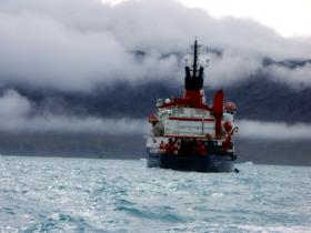 Expedition Antarktis auf der Polarstern