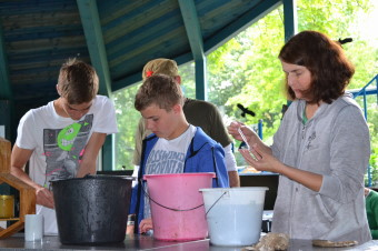 Jugend Umweltprojekt Neurather See