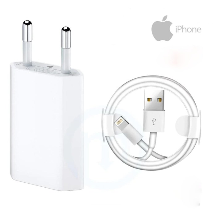 iPhone OEM Charger Genuine