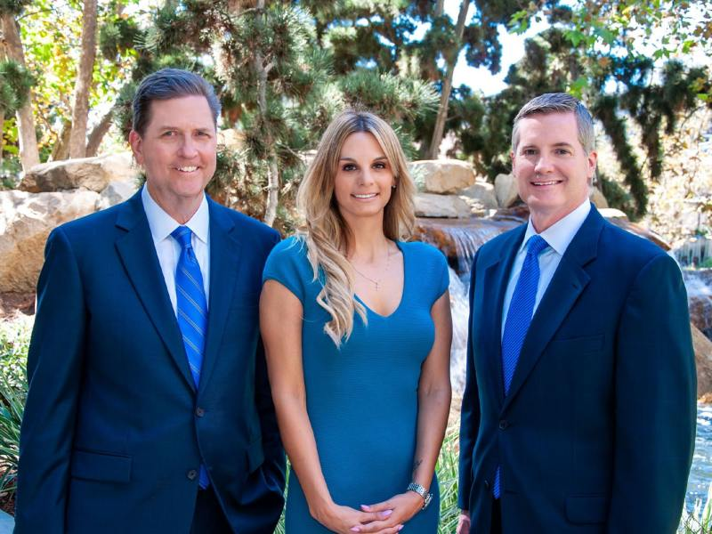 New San Diego Financial Team