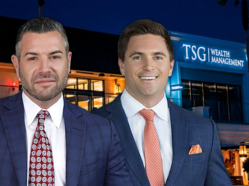 Butch Safyurtlu and Thomas Trauger Join TSG Wealth Management