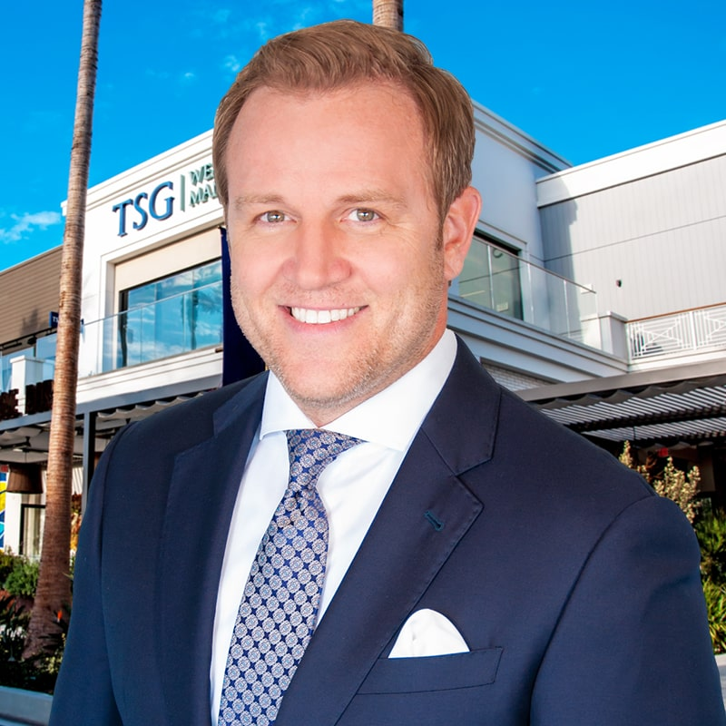Brian Borst | CEO TSG Wealth Management