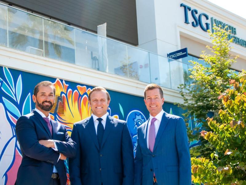New TSG Wealth Management CEO, Brian Borst