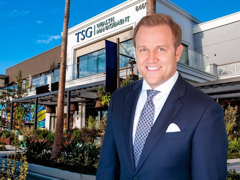 Brian Borst   CEO TSG Wealth Management