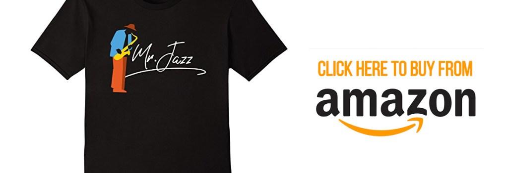 Mr. Jazz T-shirt