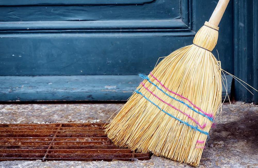 Christmas-Traditions-In-Norway-Hiding-Brooms