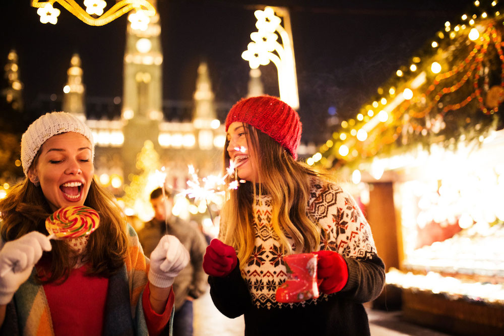 Christmas outdoor activities are one of the great ways to celebrate the holiday