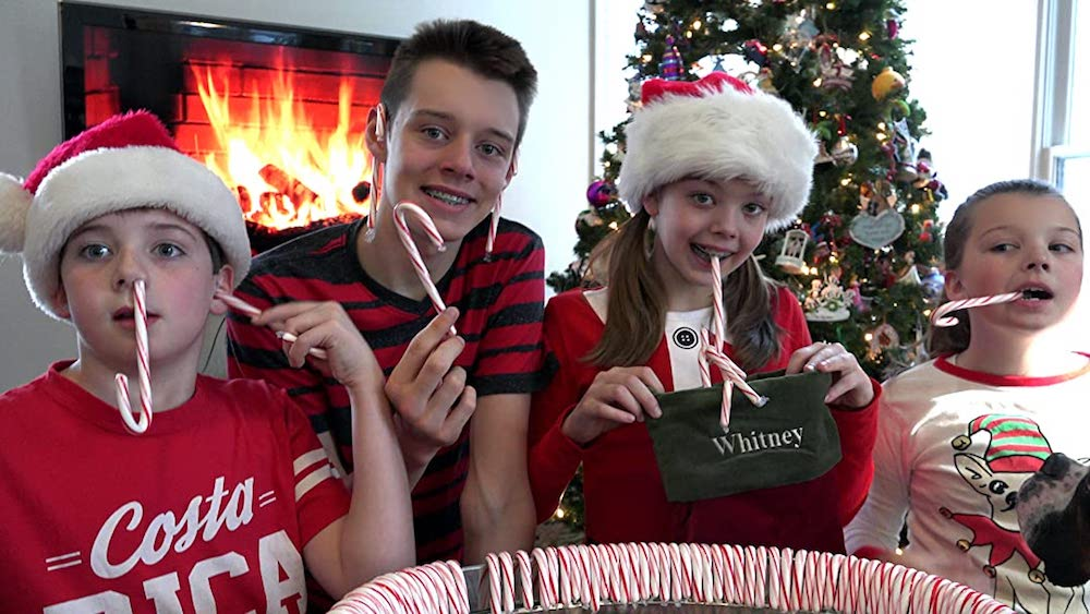 Going-on-a-candy-cane-scavenger-hunt-is-one-of-interesting-Christmas-outdoor-activities-for-your-kids